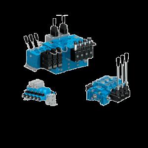 Dana Industrial Hydraulics Brevini Mobile Valves