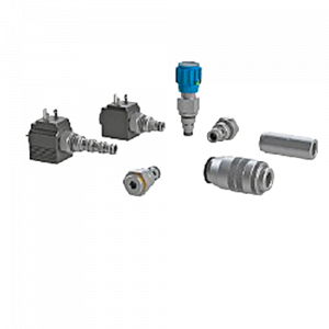Dana Industrial Hydraulics Brevini Valves and Logic Elements