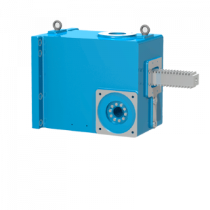 Dana Industrial PIV Injection Molding Drives