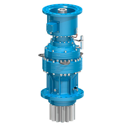 Brevini® Planetary Gearboxes – Slewing Drives