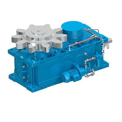 Brevini® Helical and Bevel Helical Gearboxes
