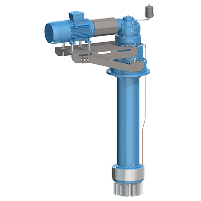 Brevini® Planetary Gearboxes - Slewing Drives
