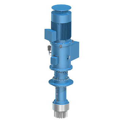 Brevini® Planetary Gearboxes – Slewing Series