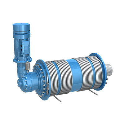 Brevini® Winches and Winch Drives