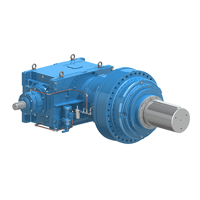 Brevini® Plano Helical Gearboxes – High Power Series