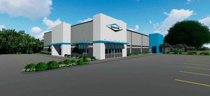 Dana Industrial SAC North America (Service and Assembly Center)